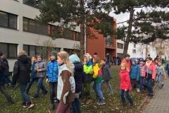 eine Esskastanie für die Heinrich-Heine-Schule Jena - 28.11.2019